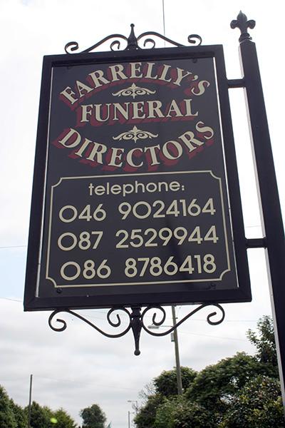 farrelly funeral directors